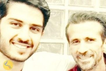 مهرداد گریوانی پس از تودیع وثیقه از زندان اوین آزاد شد