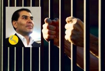 روئین عطوفت جهت اجرای حکم به زندان منتقل شد