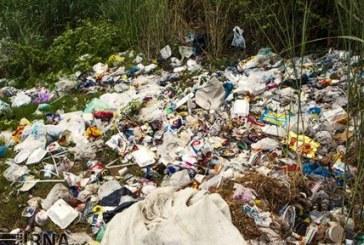 آلودگی سواحل دریای خزر/ گزارش تصویری