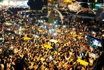 بازداشت ۲۷ شهروند سنندج یک روز پس از جشن خیابانی برای همهپرسی در کردستان عراق