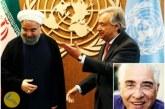 دبیرکل سازمان ملل بار دیگر خواستار آزادی باقر نمازی شده است