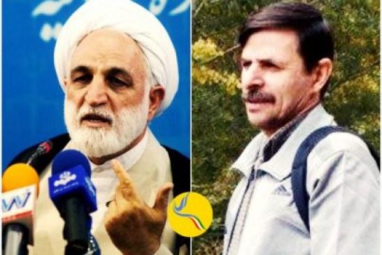 نامه محمود بهشتی به محسنی اژهای: «در تفسیر واژه امنیت اختلافنظر جدی بین مسئولین و مردم وجود دارد»