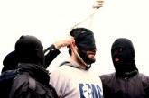 اجرای حکم اعدام سه متهم در ملأعام/ اعدام یک زندانی در زندان شیروان