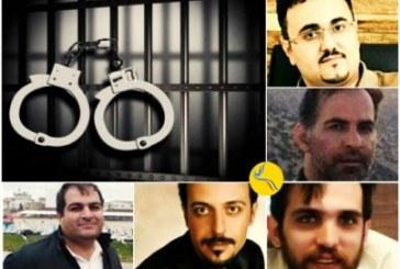 کرمانشاه؛ بازداشت دستکم پنج فعال فرهنگی معترض به کشتار کولبران از سوی نیروهای امنیتی