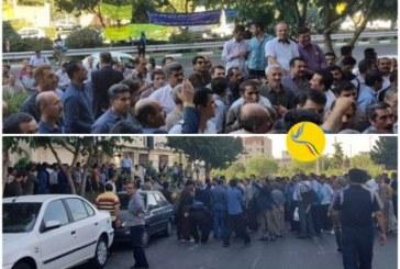 تجمع ۵۰۰ نفری کارگزاران مخابرات روستایی کشور در تهران