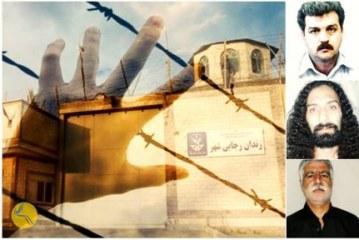 گزارشی از آخرین وضعیت زندانیان اعتصابی رجایی شهر؛ محرومیت از حق درمان و انتقال به انفرادی