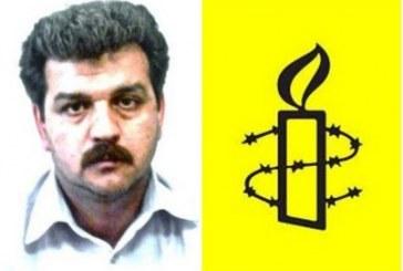 عفو بینالملل: «رضا شهابی فورا به مراقبهای پزشکی نیاز دارد»