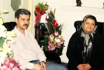 همسر رضا شهابی: «زندان وظیفه دارد او را به بیمارستان اعزام کند، ولی این کار را نمیکند»