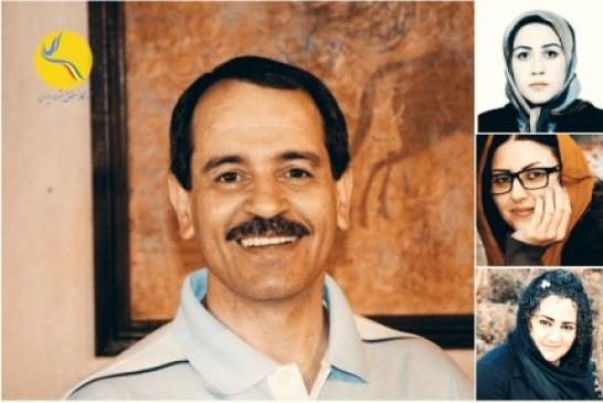 اعتراض سه زندانی سیاسی بند نسوان نسبت به صدور حکم اعدام برای محمدعلی طاهری