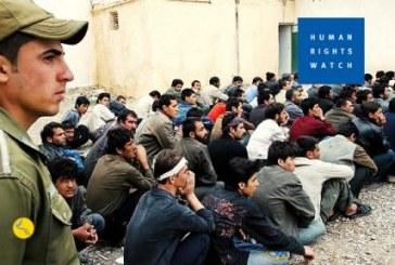 دیدهبان حقوق بشر: «ایران نوجوانان افغان را برای جنگ به سوریه میفرستد»
