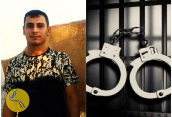بازداشت یک شهروند اهوازی از سوی نیروهای امنیتی
