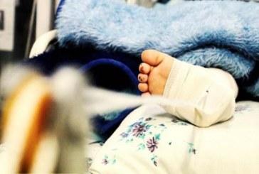 کودکآزاری در سمنان؛ دختربچه پنج ساله به بیمارستان منتقل شد
