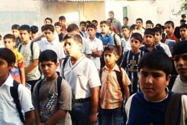 تهدید جان دانشآموزان خرمدرهای در پی اجرای کند یک پروژه
