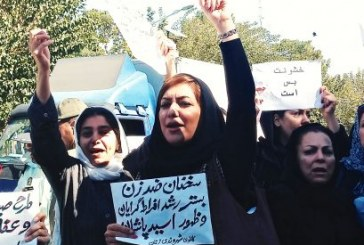 مهدیه گلرو: «بر اساس نامه وزارت اطلاعات دولت روحانی به سازمان سنجش از تحصیل محروم شدم»