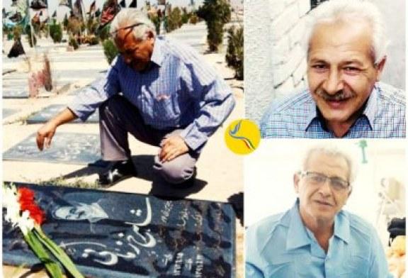 محمد جراحی، زندانی سیاسی سابق و فعال کارگری، درگذشت
