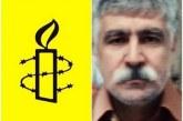 هشدار عفو بینالملل در خصوص وضعیت محمد نظری