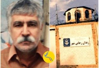 محمد نظری؛ هفتاد روز اعتصاب غذا و خودداری مسئولان از رسیدگی به درخواست این زندانی سیاسی