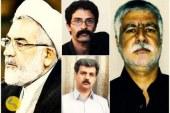 «اعتصاب غذایی تا پای جان تنها برای اعمال ماده ١٠ قانون مجازات اسلامی»؛ نامه دو زندانی سیاسی به دادستان
