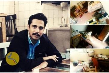 تفتیش منزل یک فعال حقوق کودک در تبریز از سوی نیروهای امنیتی