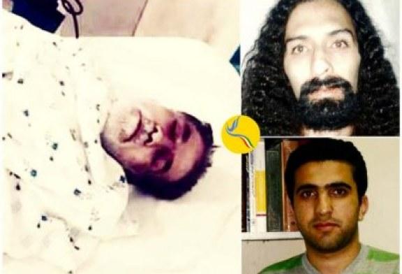 سعید شیرزاد و زانیار مرادی از زندان رجایی شهر: «صدای بیکسی و تنهایی محمد نظری باشید»