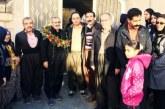 آزادی محمود صالحی از زندان سقز