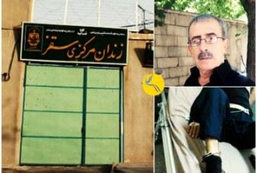 علیرغم هشدار پزشکان، محمود صالحی به زندان بازگردانده شد