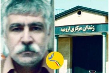 محمد نظری اعتصاب غذای خود را از سر گرفت
