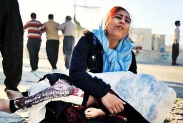 روابط عمومی پزشکی قانونی استان کرمانشاه: «حدود ۱۰۰ تا ۱۵۰ تن بدون مجوز و معاینه دفن شدهاند»