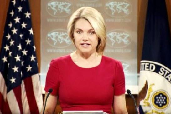 وزارت امور خارجه ایالاتمتحده آمریکا: «ما از همه کشورها میخواهیم که از مردم ایران و مطالباتشان برای پایان فساد حمایت کنند»