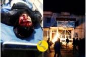تیراندازی در تظاهرات شهرستان دورود و کشته شدن دستکم سه تن از شهروندان