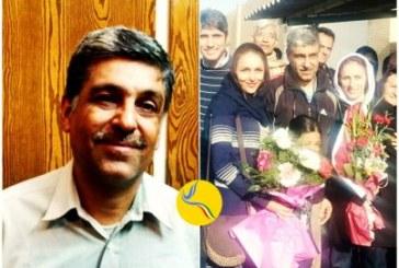 فریبرز باغی از زندان یزد آزاد شد