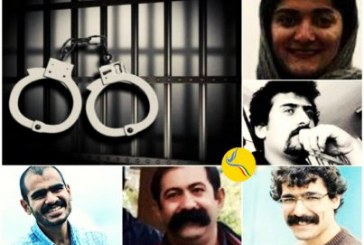 بازداشت پنج فعال حقوق دراویش گنابادی از سوی نیروهای امنیتی سپاه