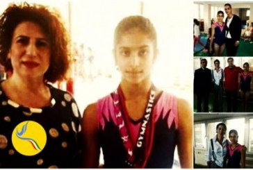 تشکیل کمیته انضباطی برای یک ژیمناست ۱۰ ساله به دلیل بیحجابی