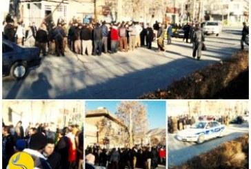 تجمع اعتراضی کارگران شهرداری مریوان؛ «پول مدرسه رفتن فرزندانمان و کرایهخانه را نداریم»