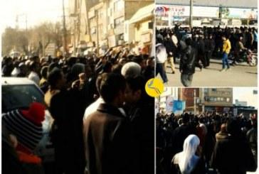 تظاهرات سراسری ضد حکومتی در شهرهای ایران