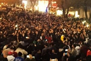 بالاخره «بیداری ایرانیان» مقابل حکومت روحانیون