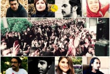 بازداشت دستکم ۴۳ دانشجو و فعال دانشجویی از سوی وزارت اطلاعات در کمتر از یک هفته