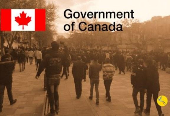 وزارت امور خارجه کانادا: «از مقامات ایرانی میخواهیم به حقوق بشر احترام بگذارند»