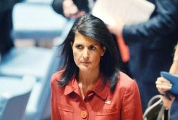 درخواست نماینده آمریکا در سازمان ملل برای برگزاری نشست اضطراری درباره تحولات ایران