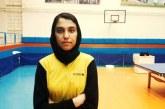 بازیکن تیم ملی پینگپنگ: «در آموزش و پرورش به من گفتند تو یک دختری؛ به جای ورزش کردن درس بخوان»