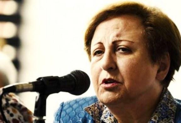 شیرین عبادی: «این اعتراضها فراگیرتر از جنبش سبز در سال ۸۸ است»