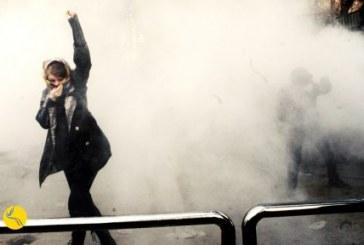 بازداشت هزاران شهروند معترض؛ آتش گشودن به سوی مردم