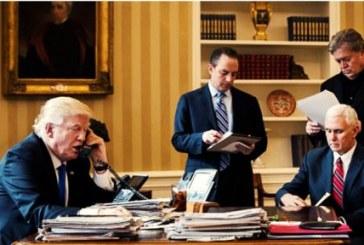 کاخ سفید: «ایالات متحده در برابر حکومت دیکتاتوری ایران ساکت نخواهد ماند»