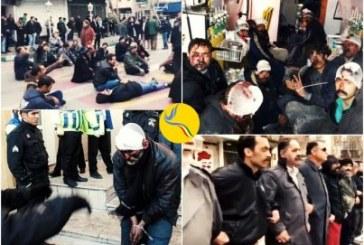بازداشت صدها تن از دراویش گنابادی پس از تجمع و درگیری در گلستان هفتم/ بیخبری از وضعیت دراویش مجروح