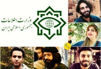 اعمال فشار وزارت اطلاعات دولت روحانی بر فعالان مدنی؛ بازداشت دستکم شش تن طی یک روز