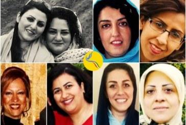 زندانیان بند نسوان اوین: «نگران وضعیت گلرخ ایرایی و آتنا دائمی در زندان قرچک هستیم»