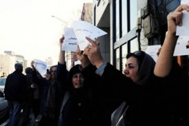 سرکوب خشونتآمیز تجمع «روز جهانی زن» در تهران؛ تداوم بازداشت و تعیین وثیقه برای شماری از فعالان مدنی
