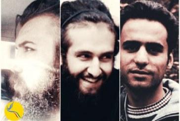 سعید اقبالی، بهنام موسیوند و علی فروتن همچنان در بازداشت وزارت اطلاعات به سر میبرند