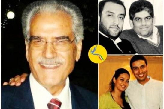 بیست و شش سال حبس برای اعضای خانواده خانجانی به دلیل اعتقاد به بهاییت