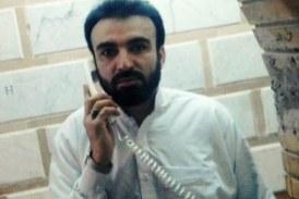 بی خبری از وضعیت عمادالدین ملازهی، زندانی سیاسی زندان سراوان